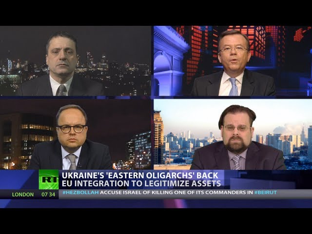 CrossTalk: Dividing Ukraine