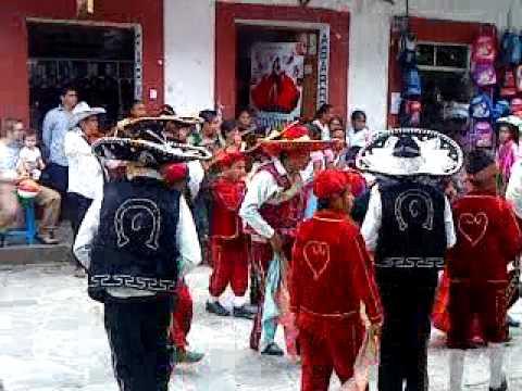 Danzas de cuetzalan puebla