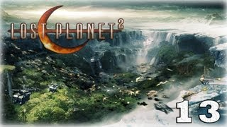 [Coop] Lost Planet 2. Серия 13 - Космическая одиссея.