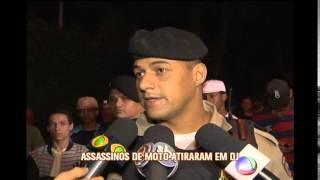 DJ Paulinho � assassinado com nove tiros na porta de casa em Belo Horizonte