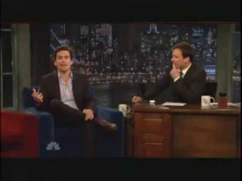 Matt Bomer - Late Night with Jimmy Fallon