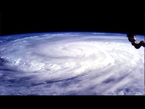 Typhoon Haiyan from Space