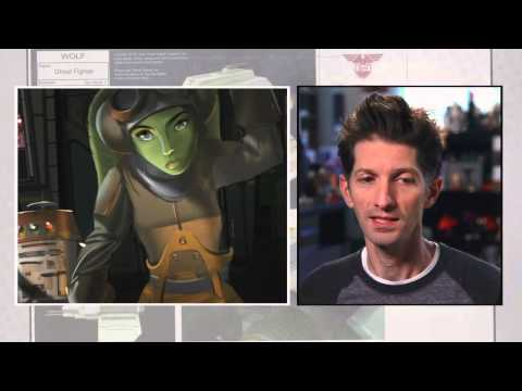 Star wars rebels meet hera and see the entire team