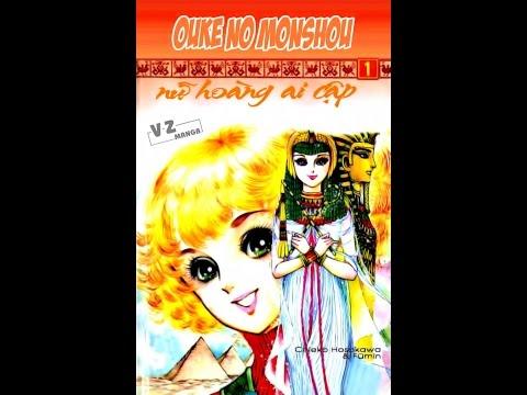 Nữ Hoàng Ai Cập - Tập 1: Lời Nguyền 3000 Năm Trước