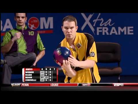 2011 - 2012 PBA World Championship (Johnny Petraglia Division) - Match 01