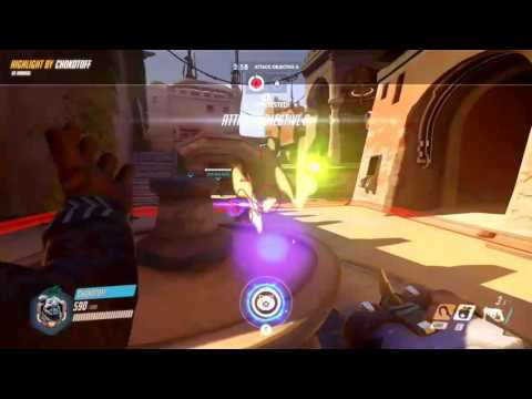 Overwatch gameplay roadhog