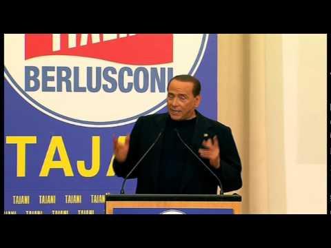 Silvio Berlusconi - Evento Napoli 14 Maggio 2014 - Oltre