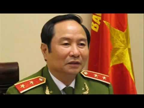 Vụ án tướng Ngọ làm lộ bí mật Nhà nước chìm xuồng