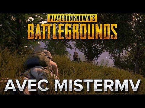 Récap été #3 : Pubg avec MisterMV