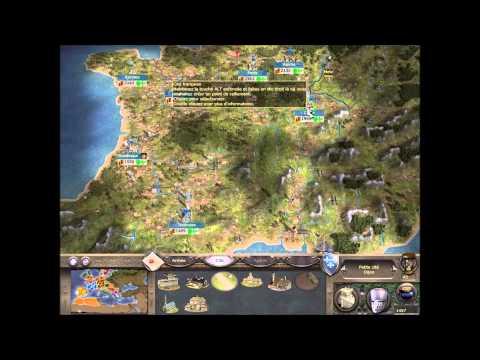 Medieval total war 2- Episode #1 Invasion milanaise et danoise repoussée!!