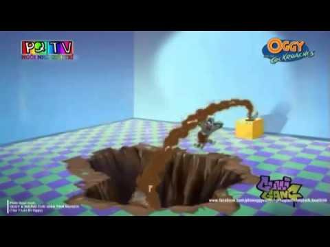 Mèo Oggy và những chú gián tinh nghịch - Tập 7 - Lắc đi Oggy