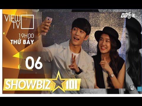 Điểm tin nóng Showbiz 114 - Tập 6 Showbiz 101 (12.9.2015) - VIEW TV/VTC8