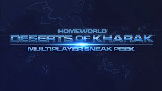 Homeworld: Deserts of Kharak - Multiplayer Gameplay