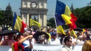 Pavlicenco propune redenumirea bulevardului Moscovei în bd. Dumitru Matcovsci
