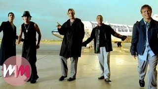 Top 10 Best Boy Band Songs of ALL TIME