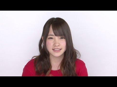川栄李奈コメント映像「第3回 AKB48 紅白対抗歌合戦」 / AKB48[公式]