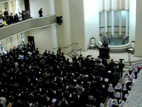 reuniao mocidade em Apucarana PR 2009