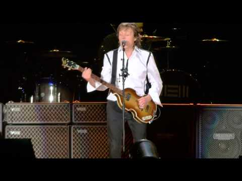 Paul McCartney - One After 909 - Montevideo - 19/04/2014