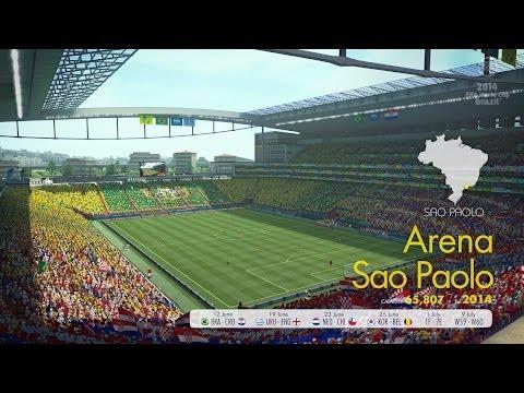 EA 2014 FIFA World Cup Arena Corinthians - FIFAALLSTARS