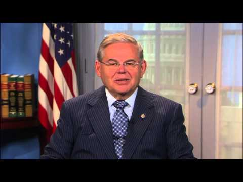 Senator Robert Menendez's Call to Action for Foster Youth
