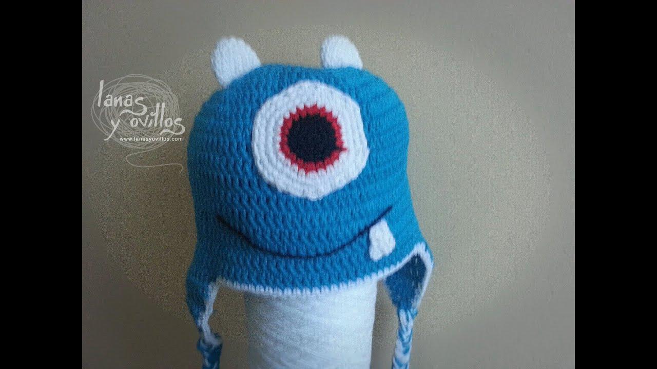 gorros tejidos a crochet paso a paso