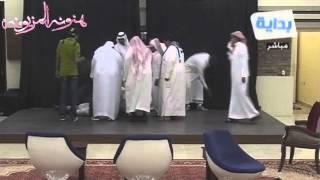 سقوط واغماء ابوعناد في البرايم الأخير شقتنا ترفيه