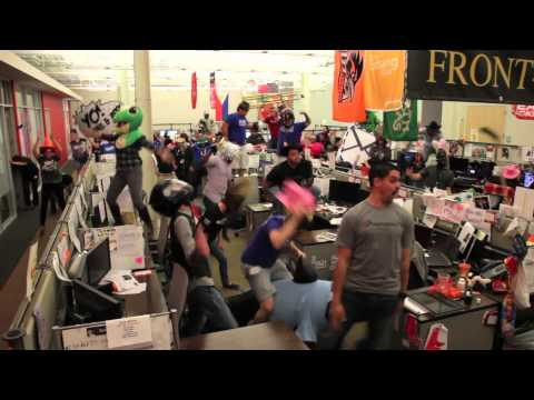 Harlem Shake v1.2 (Racker Edition) - Rackspace Original Office version