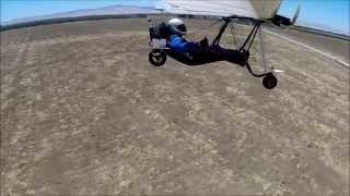 Electric Powered Millennium Hang Glider