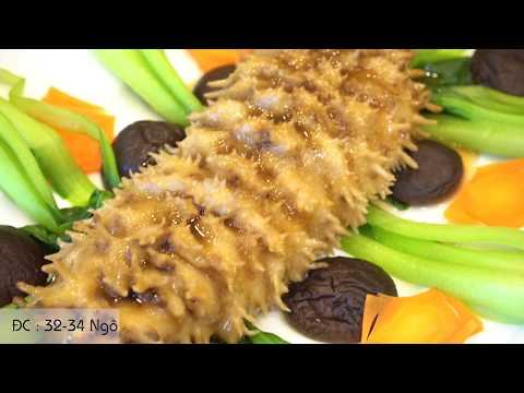 Hải Sâm - Món ăn độc lạ - Giàu giá trị dinh dưỡng