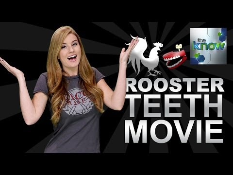 Rooster Teeth is Making a Movie! - The Know