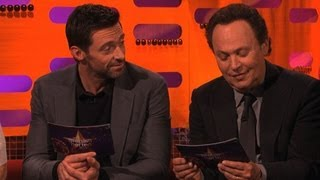 Hugh And Billy Try Some Baking Innuendos The Graham