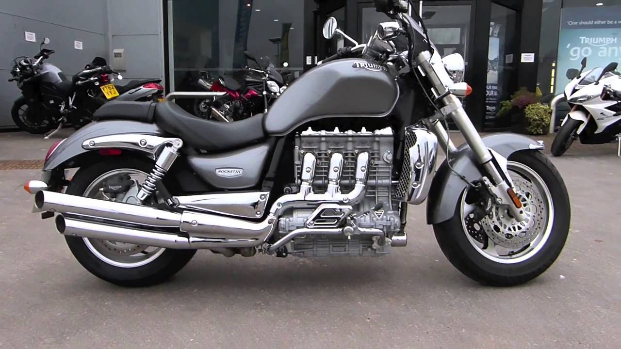 triumph rocket iii motorcycle - photo #15