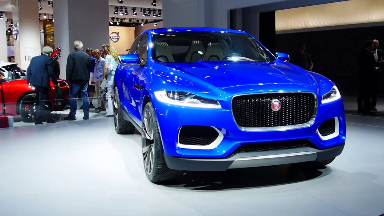 Jaguar cars blue - photo#18