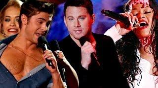 Lo Mejor De Los MTV Movie Awards 2014! Zac, Rihanna, Seth