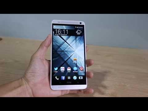 Trên tay HTC One Max