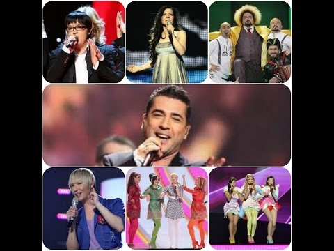 My Top: Serbia Eurovision Songs 2007-2013 image