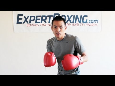 Boxing Counter-Punching Strategy for Beginners