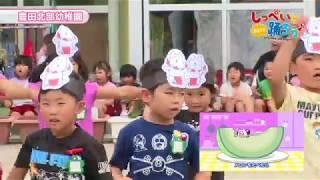 第5回:2017年7月30日(日)放送 豊田北部幼稚園/龍の子幼稚園/青城こども園