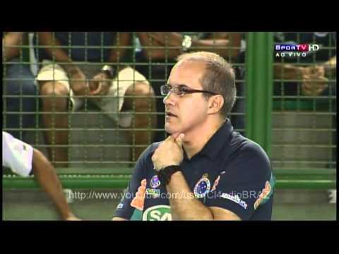 SADA CRUZEIRO VÔLEI vs VÔLEI FUTURO Semifinal jogo 3 15/04/2011