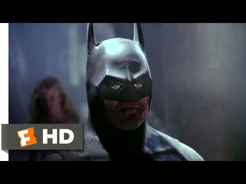 Batman (5/5) Movie CLIP - Who Made Who (1989) HD