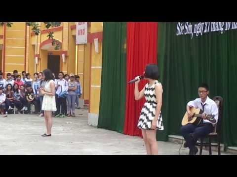 Chậm Lại Một Phút - Khánh Huyền ft Hồng Minh [DSK49]