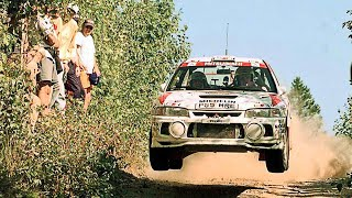 Vid�o Best of WRC Rally Finland 1996-1997 - with pure engine sounds par amjayes (6489 vues)