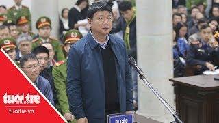 Phiên tòa xét xử ông Đinh La Thăng, Trịnh Xuân Thanh và đồng phạm sáng 8-1