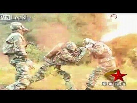 【衝撃】スズメバチの巣を火炎放射器で駆除!中国の撃退法がすごすぎ