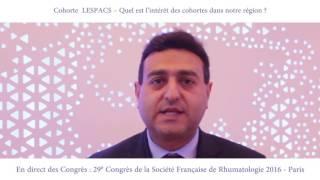 Cohorte LESPACS – Quel est l'intérêt des cohortes dans notre région ?