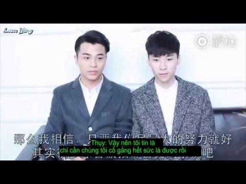 [Vietsub - Bất khả kháng lực] Mạnh Văn phỏng vấn bên Wudong (Part 1)