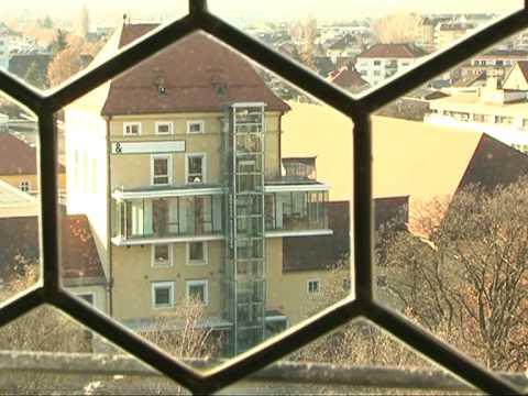 Beispiel: Salzraum Hall, Video: Burg Hasegg.