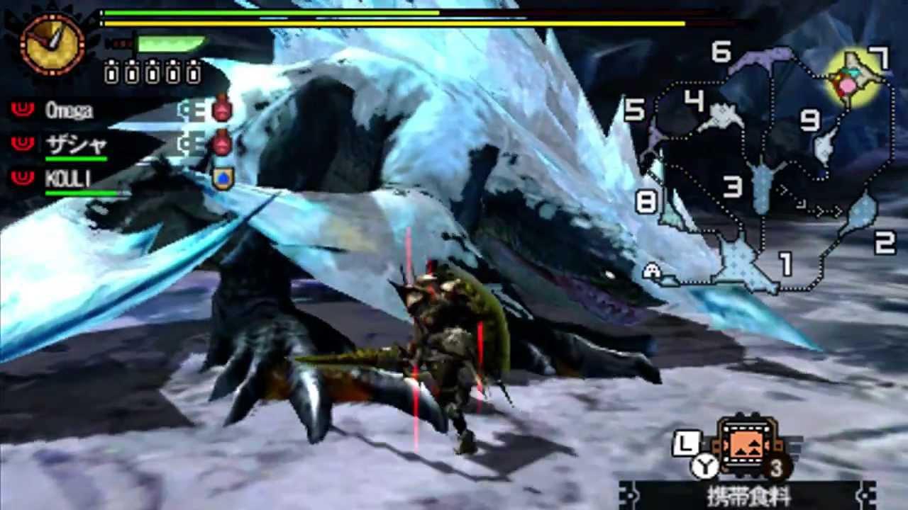 Esta imagen es de la pose de  Zaboazagiru Armor