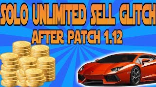 GTA 5 : SOLO Unlimited Money Glitch FULL PRICE After