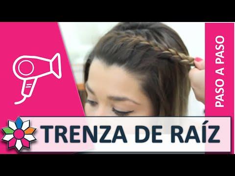 TRENZA DE RAÍZ